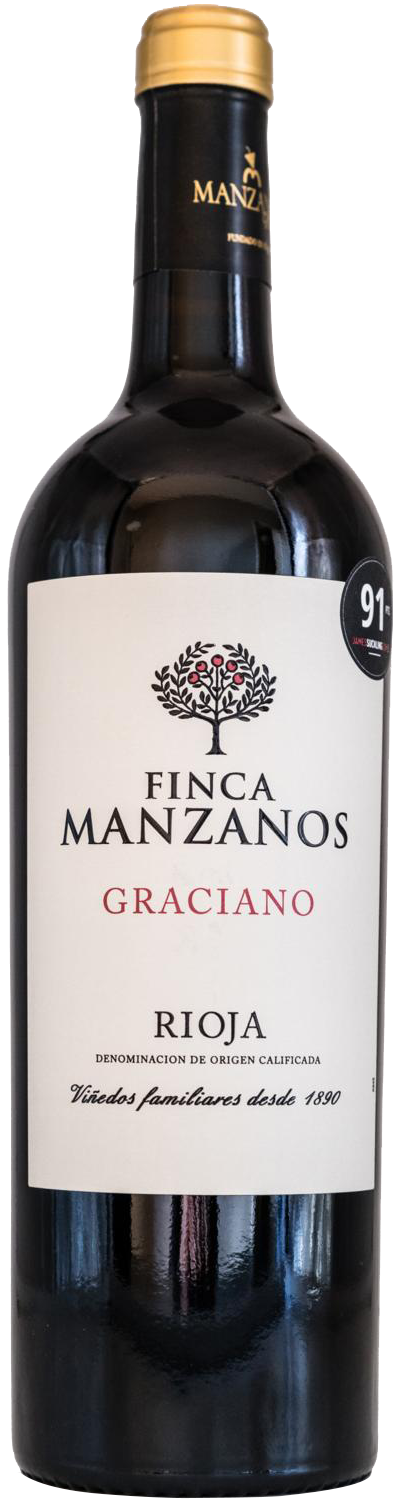Finca Manzanos, Graciano,  Rioja 2018