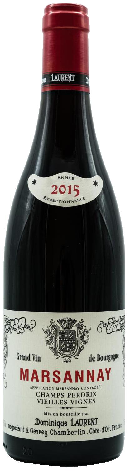 Marsannay Champs Perdrix vieilles vignes 2015, Dominique Laurent