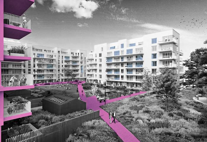Photo du projet Urbanities à Anderlecht