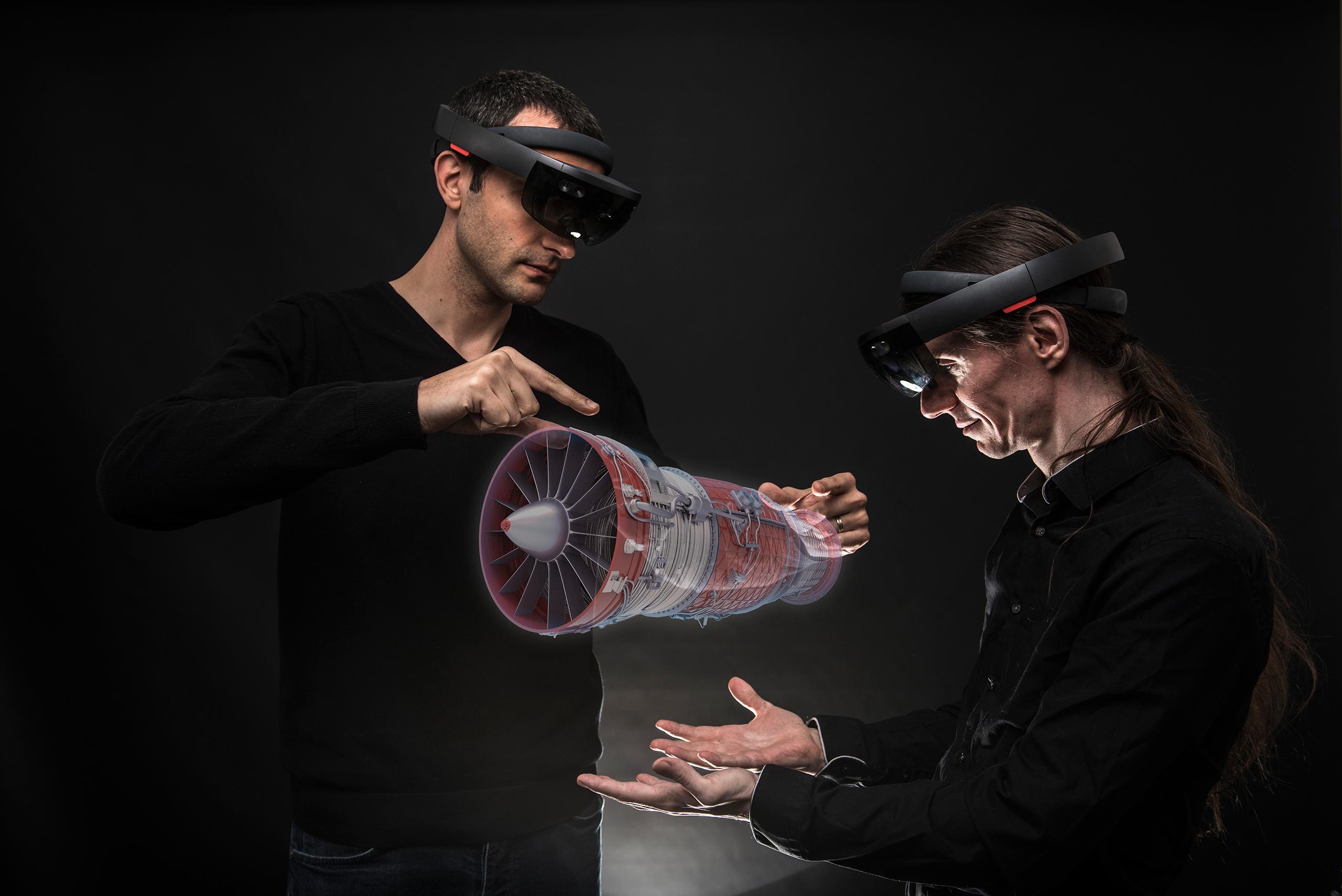 Vigo Universal - HoloLens